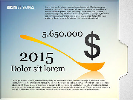 Financial Presentation Template, Slide 7, 02240, Presentation Templates — PoweredTemplate.com