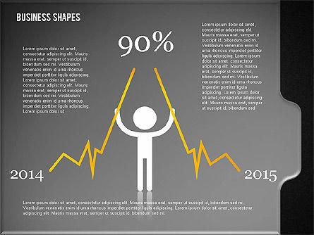 Financial Presentation Template, Slide 8, 02240, Presentation Templates — PoweredTemplate.com