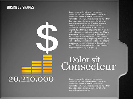 Financial Presentation Template, Slide 9, 02240, Presentation Templates — PoweredTemplate.com