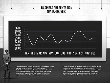 Vintage Style Business Presentation Template, Slide 10, 02241, Presentation Templates — PoweredTemplate.com