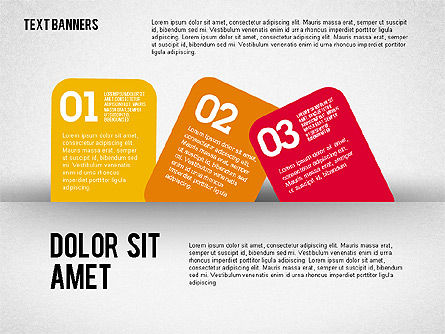 Text Boxes: Banners de texto #02242