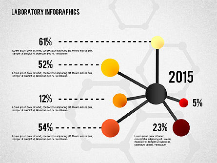 Analytical Laboratory Infographics, Slide 4, 02249, Infographics — PoweredTemplate.com