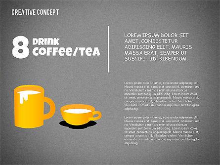 Creative Concept Illustrations, Slide 16, 02250, Shapes — PoweredTemplate.com