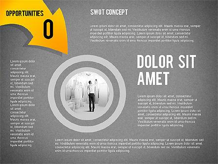 SWOT Concept, Slide 15, 02253, Business Models — PoweredTemplate.com