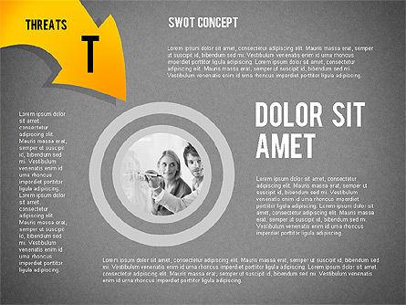 SWOT Concept, Slide 16, 02253, Business Models — PoweredTemplate.com