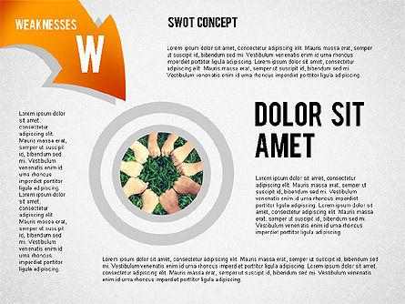 SWOT Concept, Slide 6, 02253, Business Models — PoweredTemplate.com