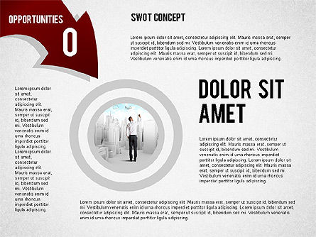SWOT Concept, Slide 7, 02253, Business Models — PoweredTemplate.com