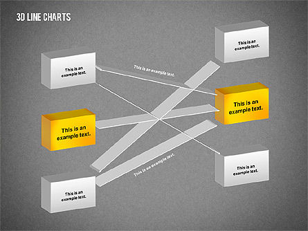 3D Charts Toolbox, Slide 15, 02267, Business Models — PoweredTemplate.com