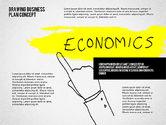 Presentation Templates: Business Plan Concept Sketch #02270