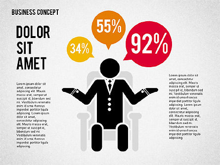 Infographics: Business Infographic Toolbox #02272