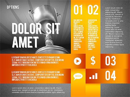 Options Presentation Template, Slide 12, 02273, Presentation Templates — PoweredTemplate.com