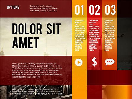 Options Presentation Template, Slide 7, 02273, Presentation Templates — PoweredTemplate.com