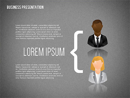 Staff Presentation Template, Slide 14, 02274, Presentation Templates — PoweredTemplate.com
