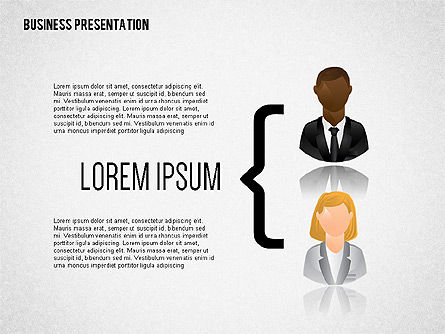 Staff Presentation Template, Slide 6, 02274, Presentation Templates — PoweredTemplate.com