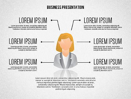 Staff Presentation Template, Slide 7, 02274, Presentation Templates — PoweredTemplate.com