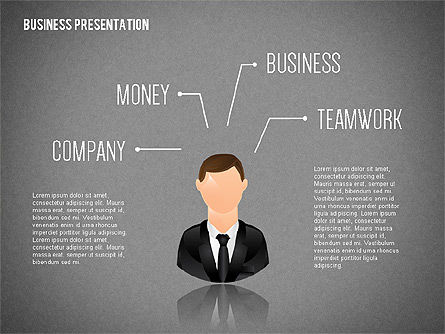 Staff Presentation Template, Slide 9, 02274, Presentation Templates — PoweredTemplate.com