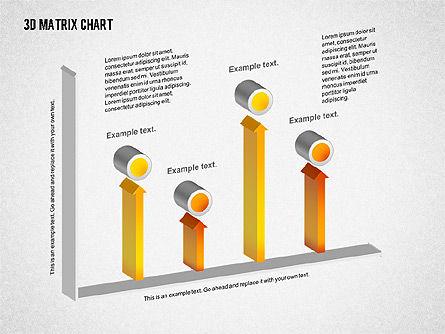 3D Matrix Chart Slide 4