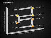 3D Matrix Chart#16