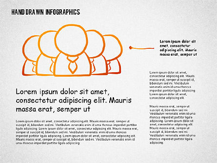 Presentation Templates: Presentation with Hand Drawn Shapes #02280