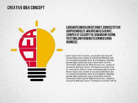 Presentation Templates: Idea Presentation Template #02283