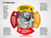 Infographics: Modelo de infográficos passo a passo #02293
