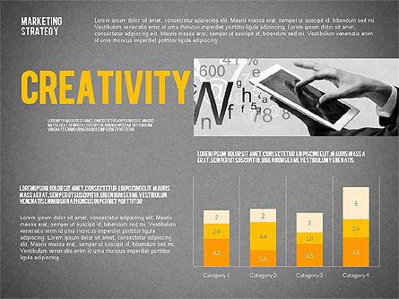 Marketing Strategy Presentation Template, Slide 11, 02310, Presentation Templates — PoweredTemplate.com