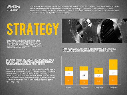 Marketing Strategy Presentation Template, Slide 13, 02310, Presentation Templates — PoweredTemplate.com