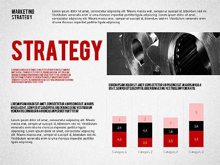 Marketing Strategy Presentation Template, Slide 5, 02310, Presentation Templates — PoweredTemplate.com