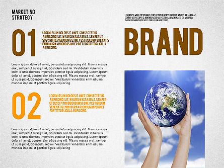 Marketing Strategy Presentation Template, Slide 7, 02310, Presentation Templates — PoweredTemplate.com