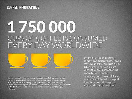 Coffee Infographics, Slide 12, 02311, Infographics — PoweredTemplate.com