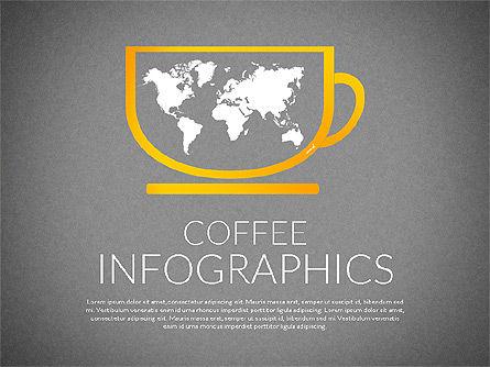 Coffee Infographics, Slide 9, 02311, Infographics — PoweredTemplate.com