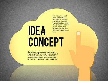 Successful Idea Concept, Slide 9, 02312, Presentation Templates — PoweredTemplate.com