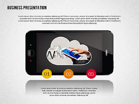 Presentation Templates: Colorful and Stylish Presentation Template #02322