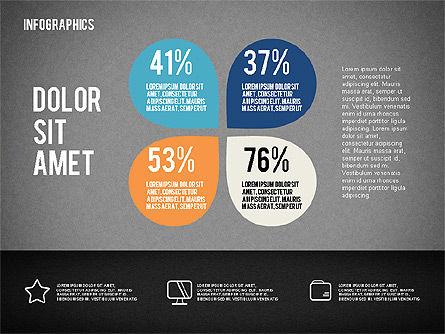 Presentation Infographics Toolbox, Slide 10, 02324, Presentation Templates — PoweredTemplate.com