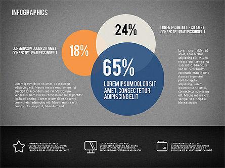Presentation Infographics Toolbox, Slide 12, 02324, Presentation Templates — PoweredTemplate.com