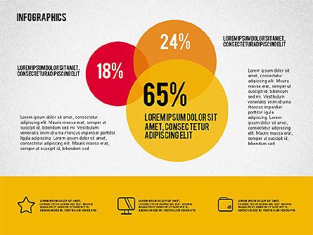 Presentation Infographics Toolbox, Slide 4, 02324, Presentation Templates — PoweredTemplate.com