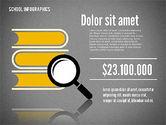 Modern School Infographics#11
