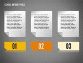 Modern School Infographics#14