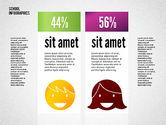 Modern School Infographics#2