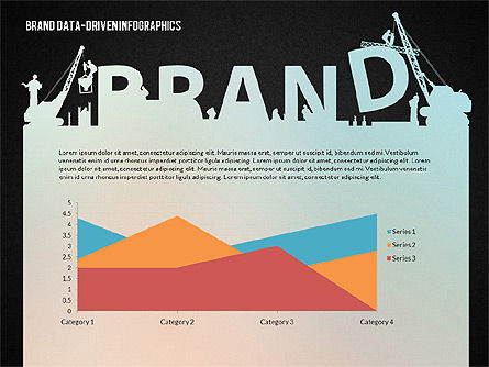 Building Brand Presentation Template (data driven), Slide 11, 02332, Presentation Templates — PoweredTemplate.com