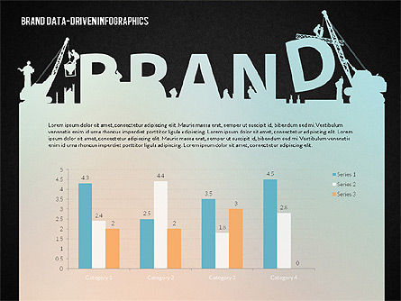 Building Brand Presentation Template (data driven), Slide 12, 02332, Presentation Templates — PoweredTemplate.com