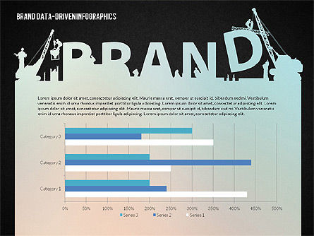 Building Brand Presentation Template (data driven), Slide 14, 02332, Presentation Templates — PoweredTemplate.com