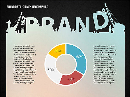Building Brand Presentation Template (data driven), Slide 15, 02332, Presentation Templates — PoweredTemplate.com
