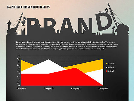 Building Brand Presentation Template (data driven), Slide 3, 02332, Presentation Templates — PoweredTemplate.com