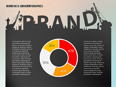 Building Brand Presentation Template (data driven), Slide 7, 02332, Presentation Templates — PoweredTemplate.com