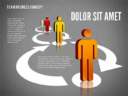 Business Networking Toolbox, Slide 12, 02333, Presentation Templates — PoweredTemplate.com