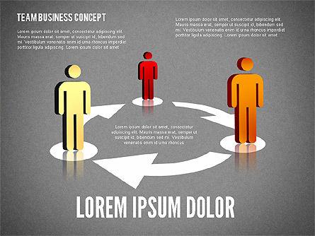 Business Networking Toolbox, Slide 16, 02333, Presentation Templates — PoweredTemplate.com