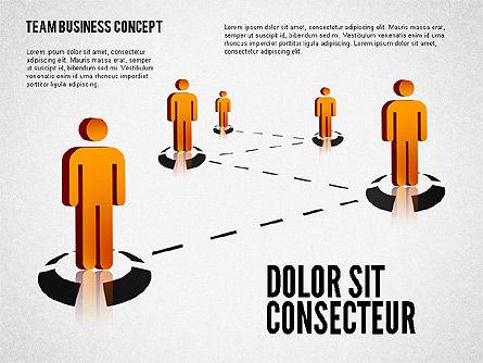 Business Networking Toolbox, Slide 7, 02333, Presentation Templates — PoweredTemplate.com