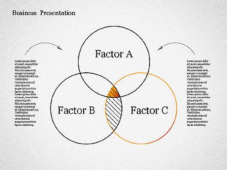 Sketch Style Presentation Template, Slide 3, 02334, Presentation Templates — PoweredTemplate.com