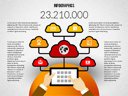 Infographics: Infographic Elements Toolbox #02342